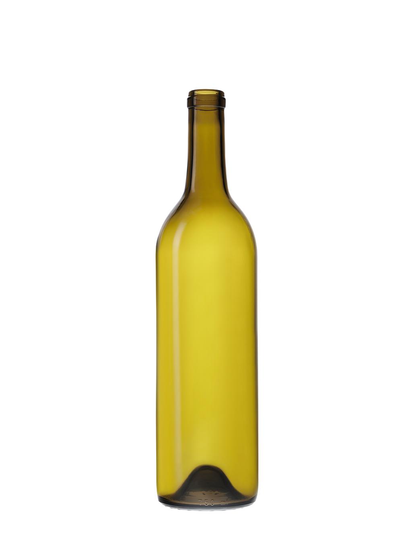 Spirited packaging for Wine bottle glass
